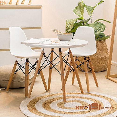bộ bàn cafe 2 ghế - khonoithatsaigon