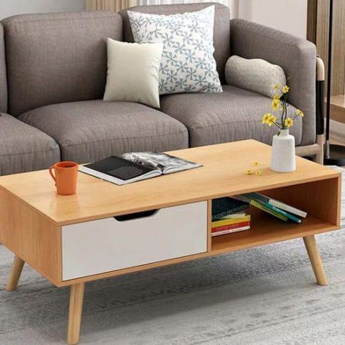 bàn trà gỗ btg-22 khô nội thất sài gòn