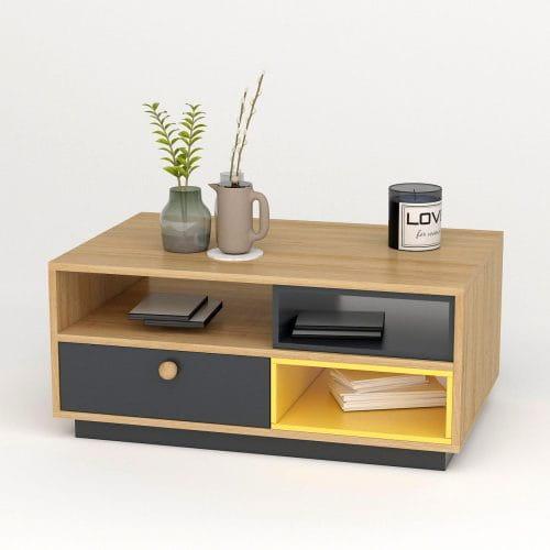 bàn trà gỗ btg-24 kho nội thất sài gòn
