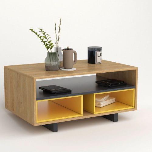bàn trà gỗ btg-26 kho nội thất sài gòn