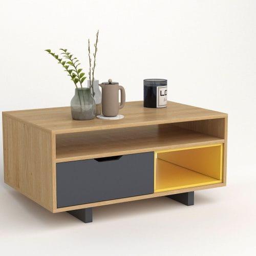 bàn trà gỗ btg-27 kho nội thất sài gòn