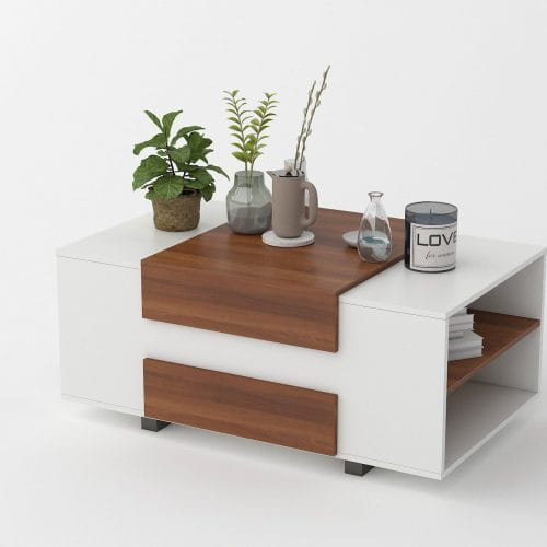bàn trà gỗ btg-31 kho nội thất sài gòn