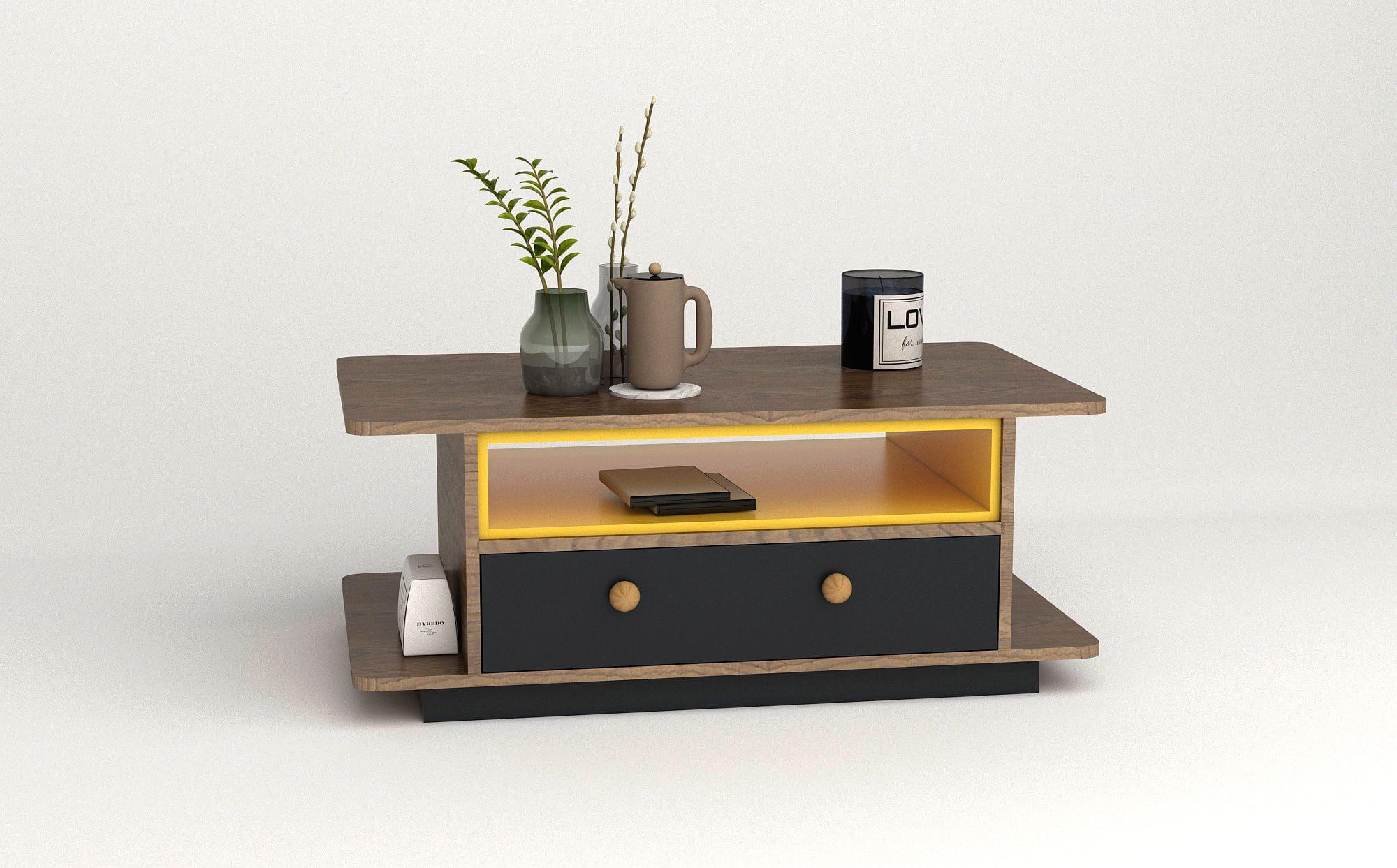 bàn trà gỗ btg-35 kho nội thất sài gòn