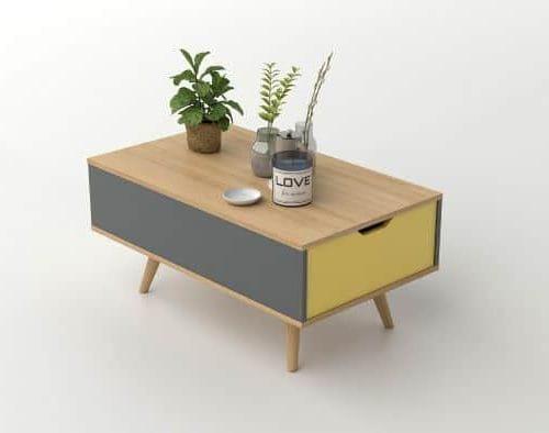 bàn trà gỗ btg-38 kho nội thất sài gòn
