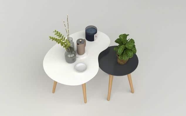 bàn trà gỗ btg-40 kho nội thất sài gòn