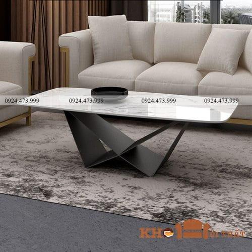 bàn sofa chân sắt bts-24